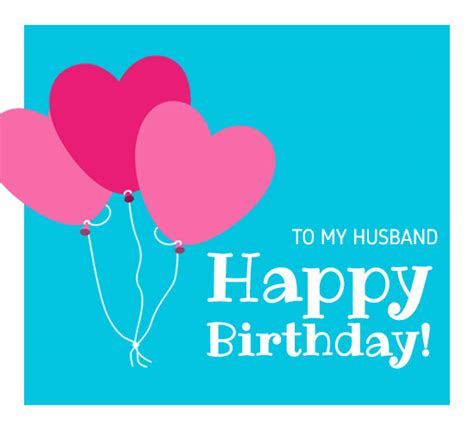 123 Greeting Cards For Husband