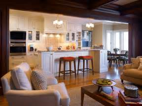Living Room Kitchen Open Floor Plan by 25 Open Concept Kitchen Designs That Really Work