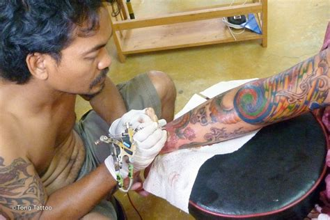 good tattoo shops 10 great shops in samui popular artists in