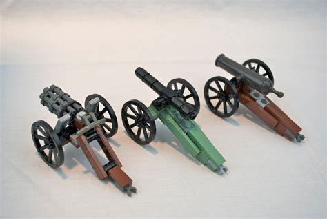 Lego Compatible Canon artillerie de l union us civil war lego brickmafia
