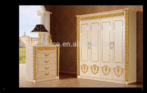 italian tufted gold leaf furniture bedroom luxury