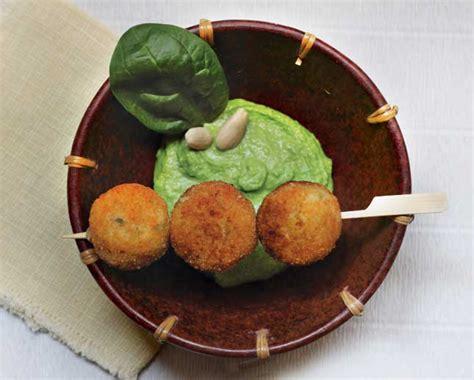 cucina polpette polpettone spinaci e patate cucina
