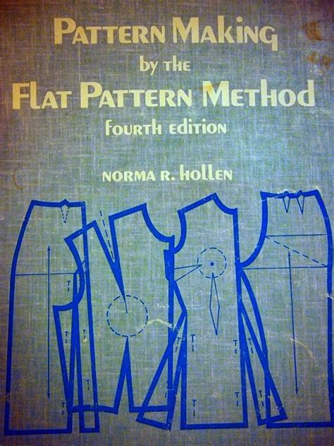 pattern making norma hollen 17 best images about flat pattern techniques on pinterest