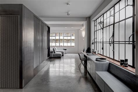 layout of dexter s apartment gallery of clerkenwell residence apalondon 4