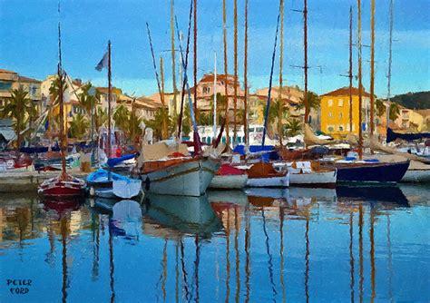Peintre Sanary Sur Mer by Sanary Sur Mer Var Provence Cote D Azur Riviera