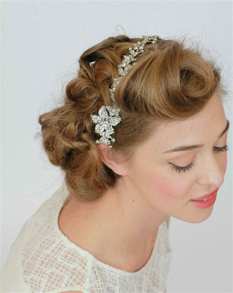 is an updo with bangs ok for older women vintage wedding hairstyles 2014 for brides life n fashion