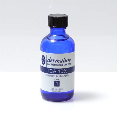 Tca 10 Cair 30ml lactic acid peel 10 1oz 30ml level 1 ph 1 7