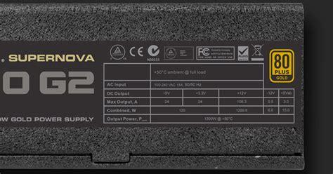 Power Supply Psu Evga Supernova 1300w Garansi 10 Tahun evga articles evga power supply buyer s guide