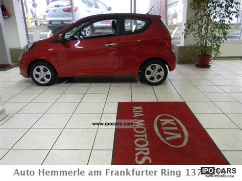Kia Small Car Prices 2012 Kia Picanto 1 0 Edition 7 Special Price Car