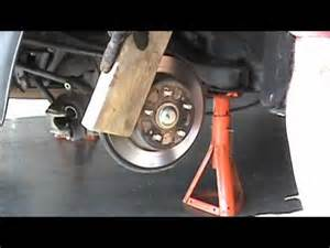 Acura Tl Type S Brakes 2003 Acura Tl S Type Rear Brake Part 1