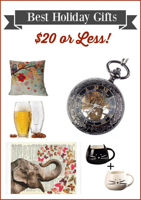 best gift exchange ideas best gift ideas 20 or less