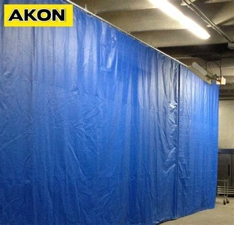 Warehouse Divider Curtains Akon Curtain And Dividers