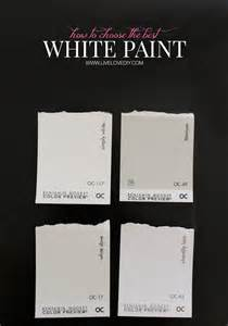 Choosing A White Paint How To Choose A Paint Color 10 Tips To Help You Decide