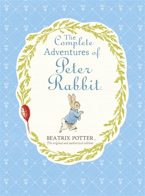 rabbits picture book the complete adventures of rabbit by beatrix potter