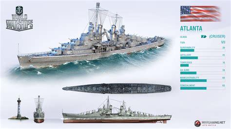 ss atlanta world of warships die uss atlanta im premium shop