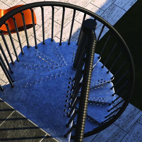 wenteltrap oud metalen wenteltrap voor buiten gegalvaniseerd 1001 trappen