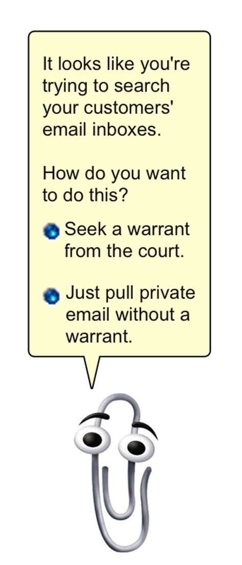 How To Get A Printout Of Your Criminal Record Microsoft Says Come Back With A Warrant Unless You Re