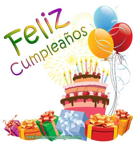 imagenes de cumpleaños mujer postal gratis de feliz cumplea 241 os con pastel y globos de