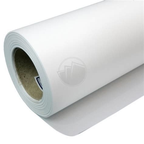 printing vinyl onto polyester vinyl coated poly rolls