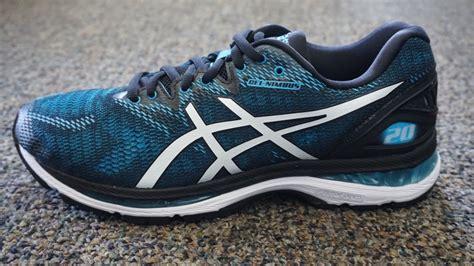 Sepatu Asics Gel Nimbus 20 asics gel nimbus 20 look running warehouse