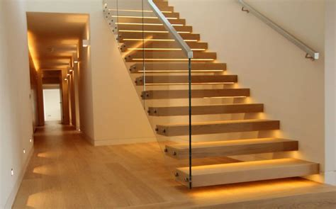 contemporary staircase floating staircase allarchitecturedesigns