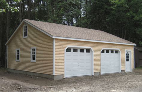 Modular Garage Massachusetts by Atlantic Shed Equipment Sheds And Wood Garages