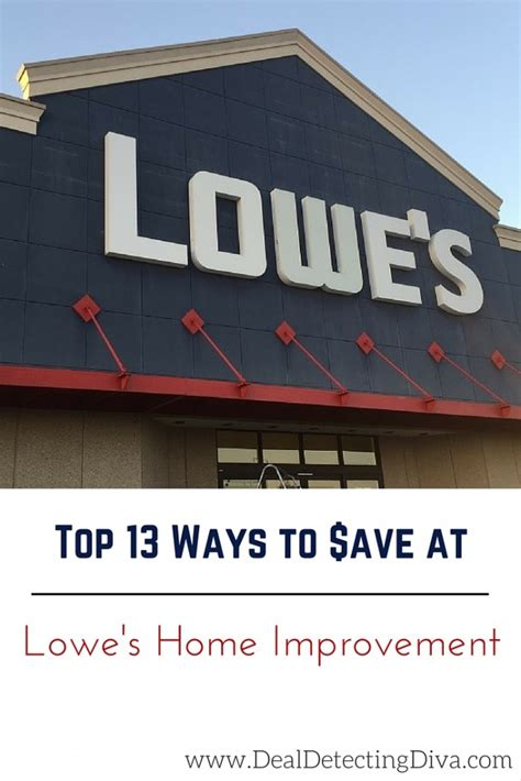 Lowes Gift Cards For Less - top 13 ways to save money at lowe s