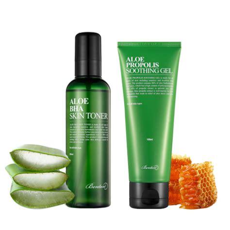 Benton Aloe Propolis Soothing Gel benton aloe propolis soothing gel 100ml bha skin toner 200ml set mild jolse ebay