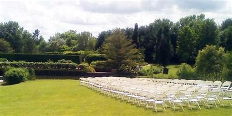 Botanical Garden Toledo Toledo Botanical Gardens Weddings Get Prices For Wedding Venues