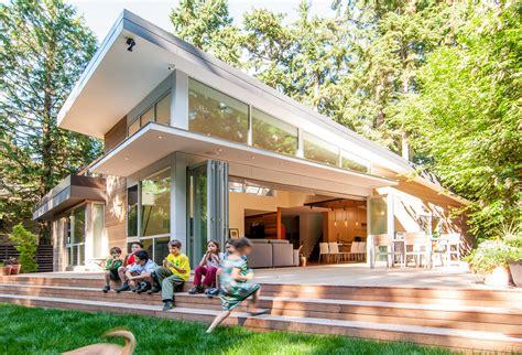 modernism   shed roof build blog
