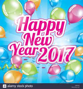 happy new year 2017 greeting card vector stock photo royalty free image 105403662 alamy