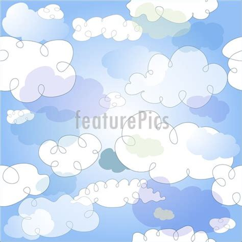 pastel cloud pattern abstract patterns pastel seamless clouds pattern stock
