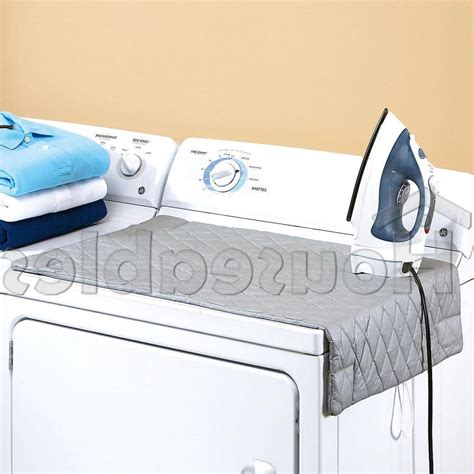 houseables ironing blanket magnetic mat laundry pad xcm
