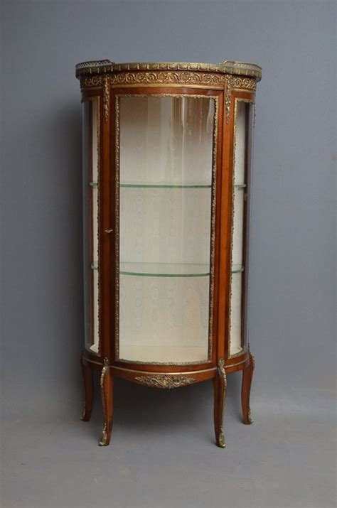 Vitrine Display Cabinet by Continental Display Cabinet Vitrine Antiques Atlas