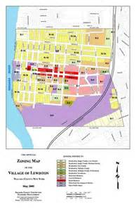 Lewiston New York Map by Ncced Project Development Portal