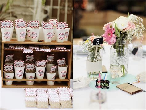 Vintage Inspired Southern Wedding   Rustic Wedding Chic