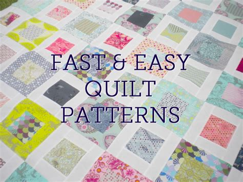 Easy Quilt Projects For by Fast And Easy Quilt Patterns Right Here On Craftsy