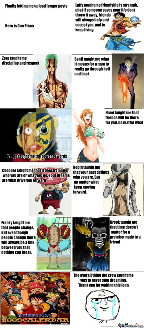 Memes One Piece - one piece by jacquez meme center