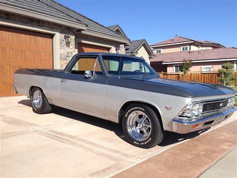 1966 el camino 1966 chevrolet el camino custom pickup 174565