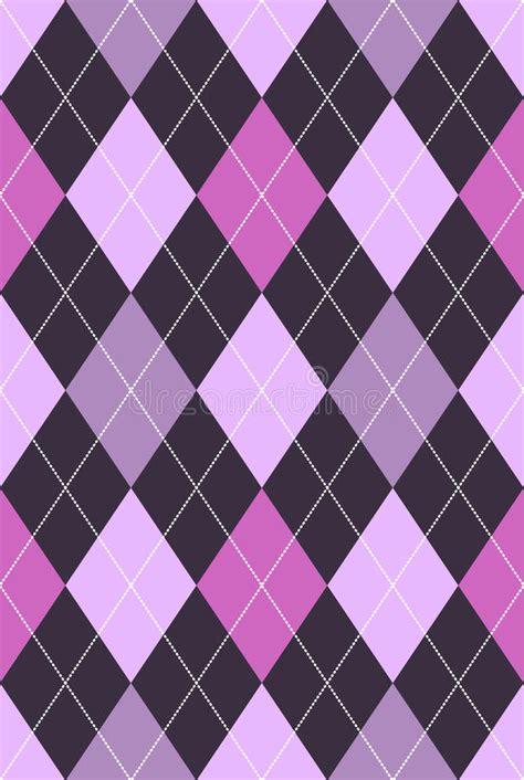 argyle pattern svg argyle pattern pink purple stock vector illustration