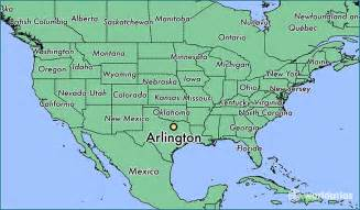 arlington map where is arlington tx where is arlington tx located
