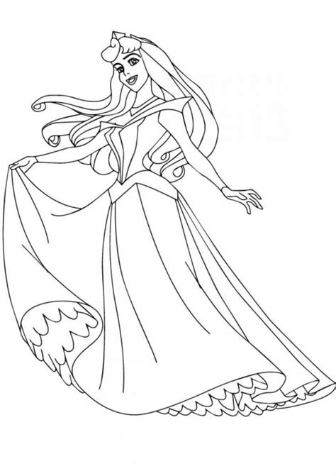 printable princess coloring pages top 40 printable princess coloring pages