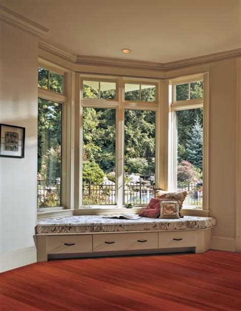 Anderson Bow Windows add a bay window during your home remodel