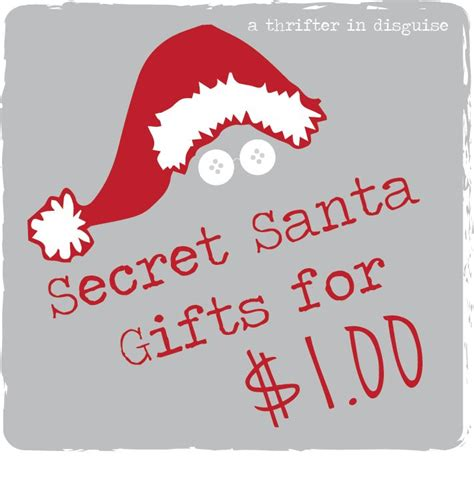 16 best secret santa ideas images on pinterest christmas