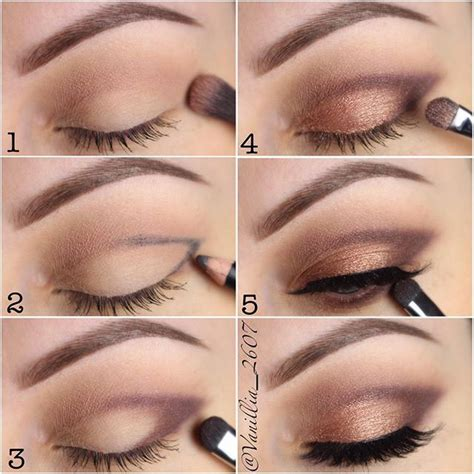 Tutorial Professional Makeup Techniques 3 by Best 25 Make Up Tutorial Ideas On Casual Eye