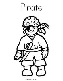 pirate coloring page pirate coloring page twisty noodle