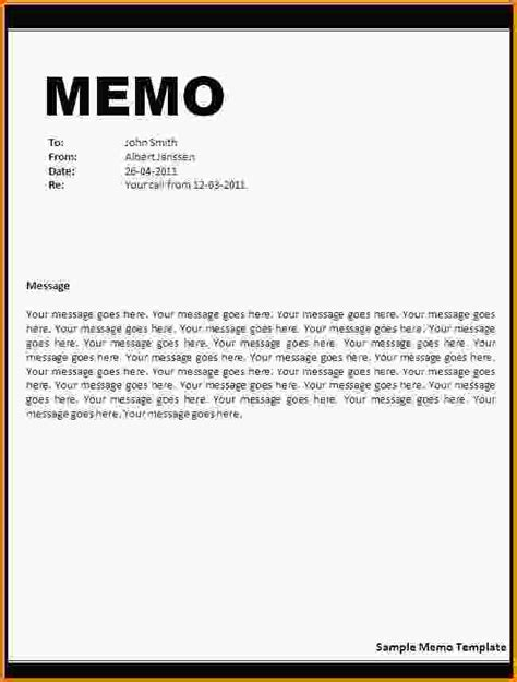 Memo Template In Word 2013 How To Write Memorandum 145918 397 215 315 General Memo Template Gif Letter Template Word