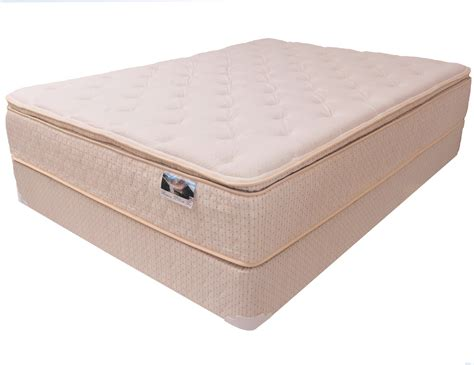 size baron pillow top mattress city creek furniture