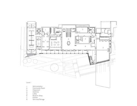 museum floor plans pennsylvania museum wing ennead