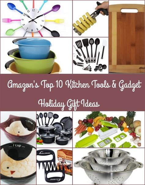 kitchen gadget gift ideas amazon s top 10 kitchen tools gadget holiday gift ideas